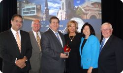 Orange County Partnership honors Middletown