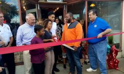 The 2017 Ribbon Cutting and Grand Opening of The Paleteria & Coffee Shop